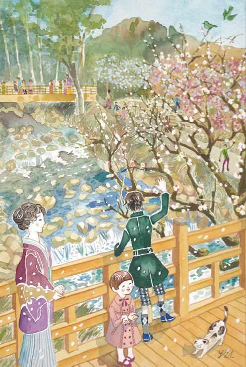 06-梅園・香浮橋からA