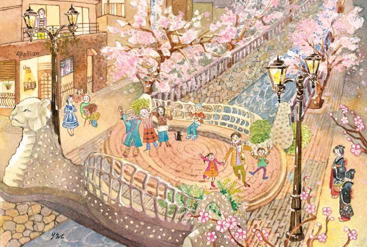 15-糸川の熱海桜A